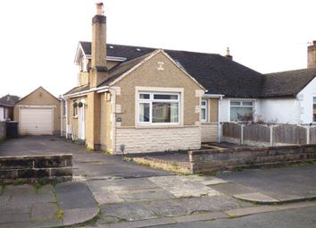 Thumbnail 2 bedroom semi-detached bungalow for sale in Winthorpe Avenue, Westgate, Morecambe