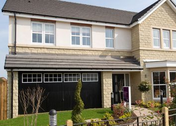 "Thumbnail 5 bed detached house for sale in ""The Kirkham"" at Finchale Road, Framwellgate Moor"