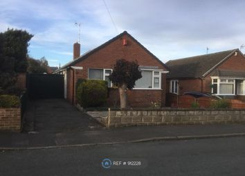 Thumbnail 1 bed bungalow to rent in Portland Close, Mickleover, Derby