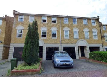 Thumbnail 1 bed terraced house to rent in Vicarage Drive, Rectory Road, Beckenham