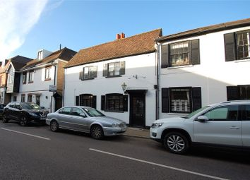 Thumbnail 4 bed detached house to rent in High Street, Thames Ditton