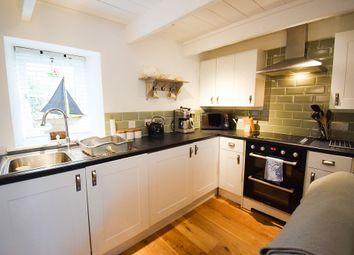 Thumbnail 2 bed semi-detached house to rent in Menna Cottages, Grampound Road, Menna, Truro