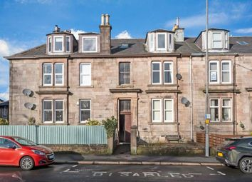 Thumbnail 1 bed flat for sale in Cardwell Road, Gourock, Inverclyde