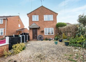Thumbnail 3 bed detached house for sale in Main Street, North Leverton, Retford