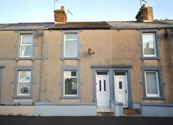 Thumbnail 2 bed terraced house for sale in Victoria Road, Workington