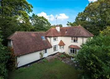 Thumbnail 4 bed country house for sale in Gillotts Lane, Harpsden, Henley-On-Thames