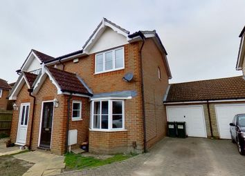 Manor House Drive, Kingsnorth, Ashford, Kent TN23. 3 bed semi-detached house for sale