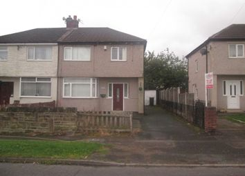 Thumbnail 3 bed semi-detached house to rent in Sheridan Street, East Bowling, West Yorkshire
