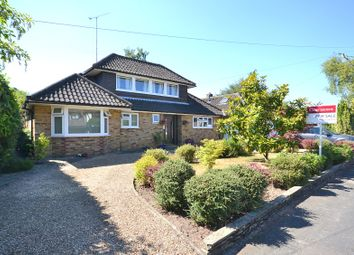 Thumbnail 5 bed detached house for sale in Eastwick Road, Burwood Park, Hersham, Walton-On-Thames