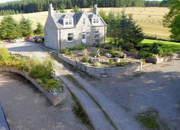 Thumbnail 4 bed detached house for sale in Ardoch Lodge Mulben, Keith