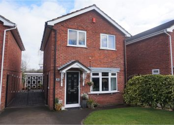 Thumbnail 3 bed detached house for sale in Oldacres Road, Trentham, Stoke-On-Trent