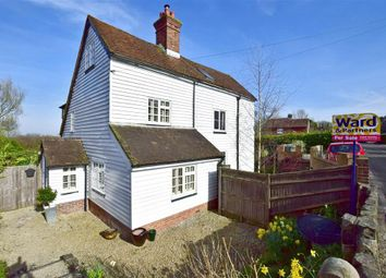 Thumbnail 2 bed semi-detached house for sale in Chequers Road, Goudhurst, Cranbrook, Kent