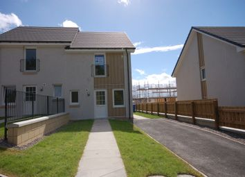 Thumbnail 2 bed semi-detached house to rent in Larchwood Drive, Milton Of Leys, Inverness