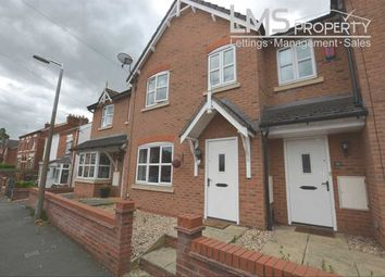 Thumbnail 3 bed mews house to rent in Queensway, Winsford