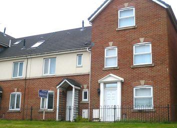 Thumbnail 3 bed terraced house to rent in Rhiw'r Derwen, Llanharan, Pontyclun