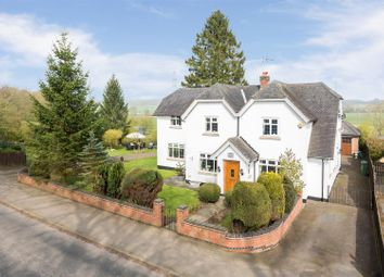 Thumbnail 5 bed detached house for sale in Hinckley Road, Aston Flamville, Hinckley