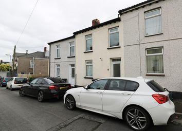 Thumbnail 3 bed terraced house for sale in St Julian Street, Newport