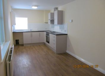 Thumbnail 1 bed flat to rent in Fisher Street, Workington