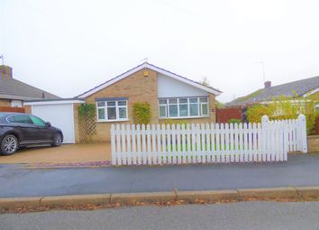 Thumbnail 2 bed detached bungalow for sale in Cardigan Road, Stanion, Kettering