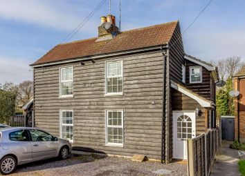 Thumbnail 2 bed semi-detached house for sale in Cromwell Road, Warley, Brentwood