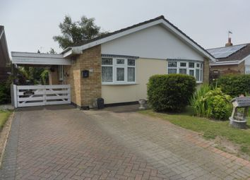 Thumbnail 3 bedroom detached bungalow for sale in Clifford Drive, Lowestoft