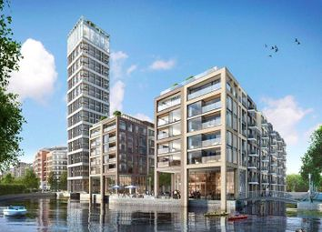 Thumbnail 3 bed flat for sale in The Tower, Chelsea Creek, Fulham, London