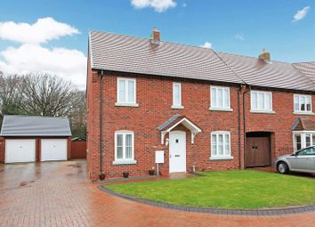 Thumbnail 4 bed link-detached house for sale in Little Green Avenue Lightmoor, Telford