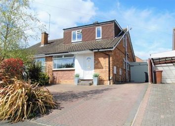 Thumbnail 4 bed semi-detached house for sale in Parracombe Way, Abington Vale, Northampton