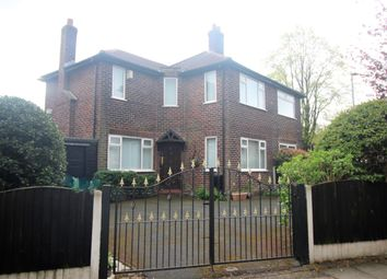 Thumbnail 3 bedroom semi-detached house for sale in Roundwood Road, Manchester