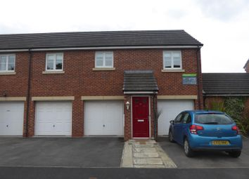 Thumbnail 2 bed flat for sale in Lambourne Court, Gwersyllt, Wrexham