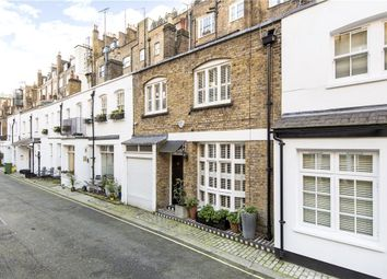 Thumbnail 3 bedroom mews house to rent in Gloucester Place Mews, Marylebone, London