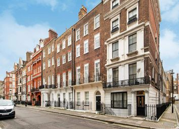 Thumbnail 4 bed flat for sale in Welbeck Street, London