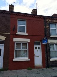 Thumbnail 2 bedroom terraced house to rent in Lind Street, Off County Road, Anfield, Liverpool