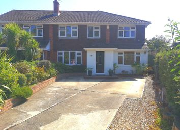 Thumbnail 4 bed semi-detached house for sale in Clayhall Road, Gosport