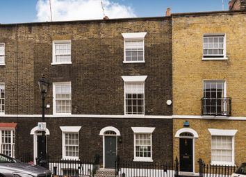 Thumbnail 2 bedroom terraced house for sale in Maunsel Street, Westminster