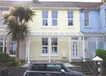 Thumbnail 4 bed terraced house for sale in St. Stephens, Saltash, Cornwall