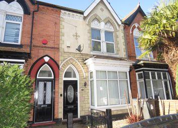 Thumbnail 3 bed terraced house to rent in Edwards Road, Erdington, Birmingham