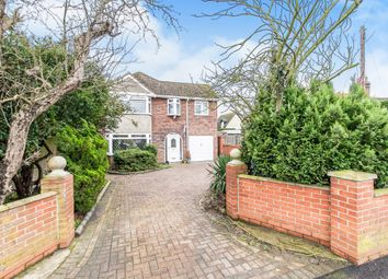 Thumbnail 5 bed detached house for sale in Main Road, Dovercourt, Harwich