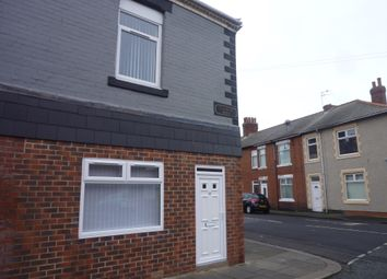 Thumbnail 1 bedroom flat to rent in Coomassie Road, Blyth, Northumberland