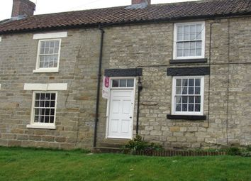 Thumbnail 2 bed terraced house to rent in Newton-On-Rawcliffe, Pickering