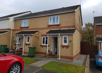 Thumbnail 2 bed property to rent in Squires Court, Beddau, Pontypridd