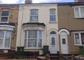 Thumbnail 4 bedroom terraced house to rent in Welholme Road, Grimsby