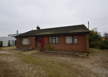Thumbnail 3 bed detached bungalow for sale in London Road, Sherburn In Elmet, Leeds