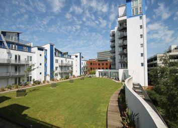 Thumbnail 2 bed flat to rent in Gordon Gardens, Plaza 21, Swindon