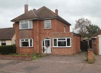 Thumbnail 3 bed detached house for sale in Winston Avenue, Colchester
