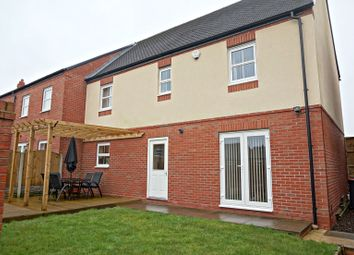 Thumbnail 4 bedroom end terrace house for sale in Britannia Way, Hadley, Telford