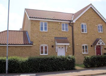 Thumbnail 3 bed semi-detached house to rent in Bennett Street, Downham Market