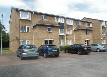 Thumbnail 1 bed flat to rent in Newcombe Rise, Yiewsley