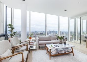 Thumbnail 2 bed flat to rent in Avantgarde Tower, Avantgarde Place, London