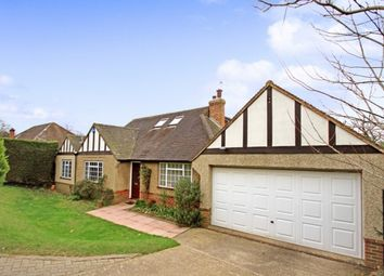 Thumbnail 5 bed detached house for sale in Knob Field, Abinger Hammer, Dorking